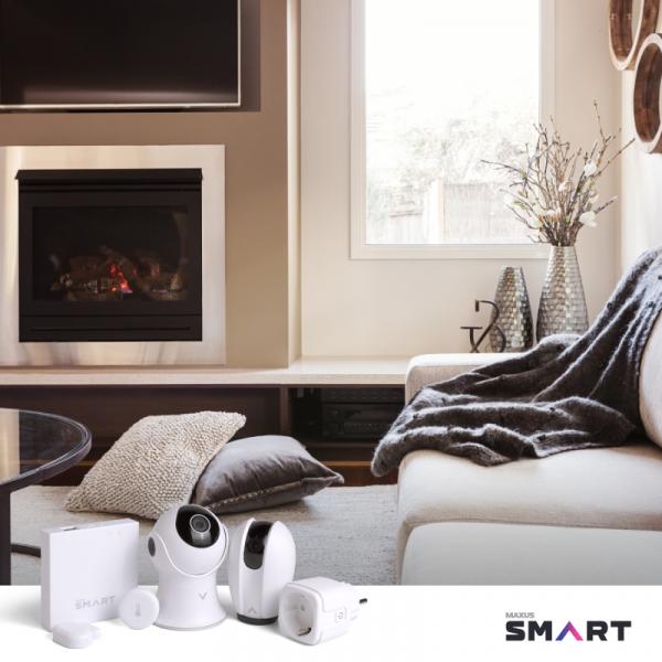 Набір «Дача під контролем» від Maxus Smart – надійний захист будинку