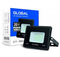 Нові прожектори GLOBAL Flood Light 2018 року — максимум надійності, якості та економічності!