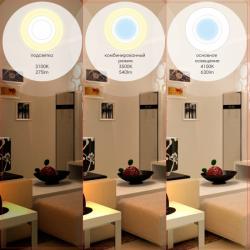 Нові точкові світильники MAXUS SDL 3-step з трьома сценаріями освітлення — заміна традиційним точковим світильникам