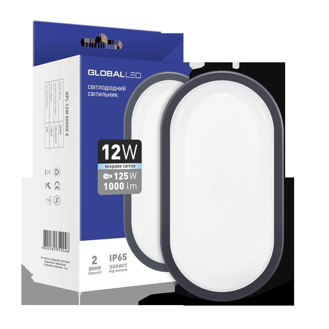 Накладной светильник GLOBAL HPL