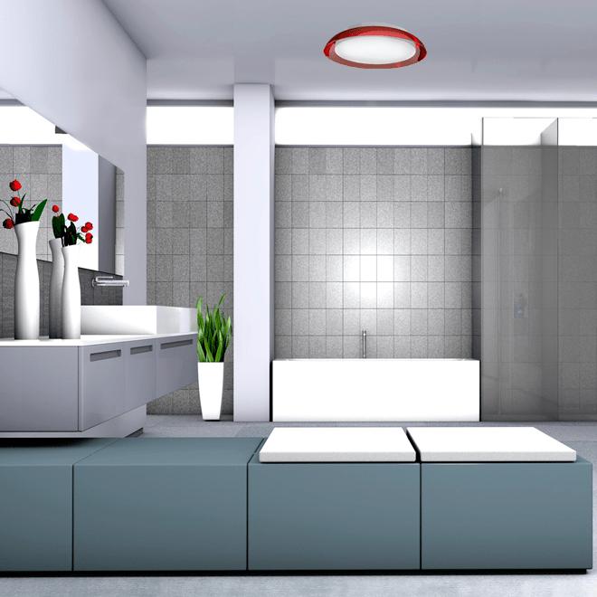 светильник Cenova в ванной