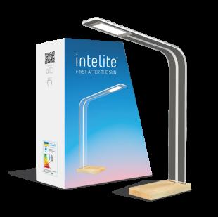 Умная лампа Intelite DL5 8W (димминг, эксклюзивный дизайн) прозрачная
