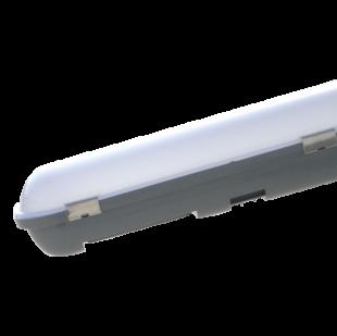 Світильник лінійний, 1200мм, 40Вт, 4400Лм, 5000К, IP65, пластик