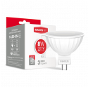LED лампа MAXUS MR16 8W яркий свет GU5.3 (1-LED-514)