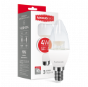 LED лампа MAXUS C37 CL-C 4W яркий свет E14 (1-LED-5314)
