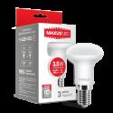 LED лампа MAXUS R39 3.5W яркий свет E14 (1-LED-552-01)