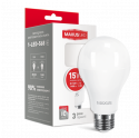 LED лампа MAXUS A70 15W яркий свет E27 (1-LED-568)