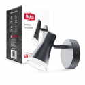 Спотовый светильник MAXUS MSL-02C 4W 4100K черный