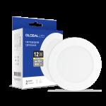 LED светильник GLOBAL SPN 12W теплый свет (1-SPN-007-С)