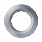 Деко.накладка для LED светильника SDL mini, Сатин-никель (по 2 шт.)