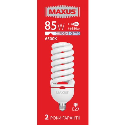 КЛЛ лампа 85W холодный свет HWS E27 220V (1-ESL-111-11)