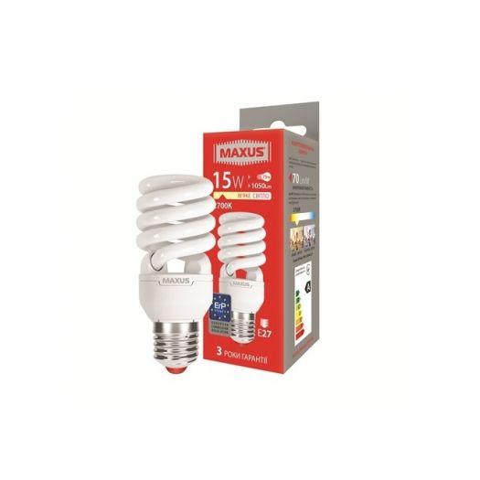 КЛЛ лампа 15W теплый свет Xpiral Е27 220V (1-ESL-199-11)