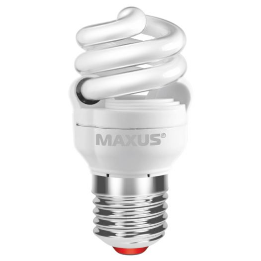 КЛЛ лампа 9W яркий свет SFS E27 220V (1-ESL-305-1)