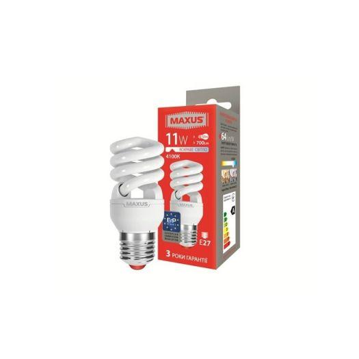 КЛЛ лампа 11W яркий свет Xpiral Е27 220V (1-ESL-308-11)