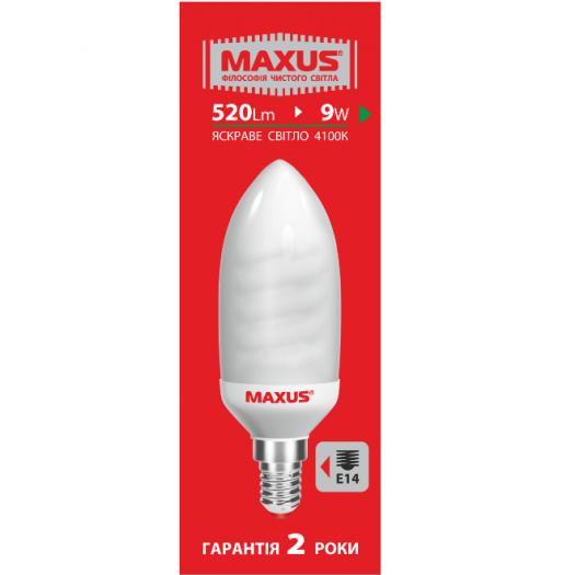 КЛЛ лампа 9W яркий свет FS E14 220V (1-ESL-352)