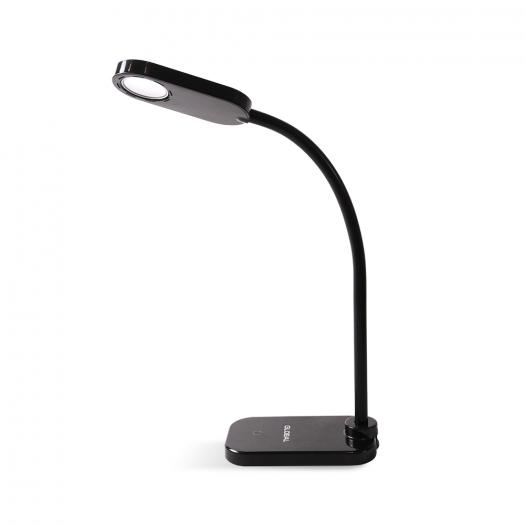 Настольная лампа GLOBAL DL-02 4W 4100K черная