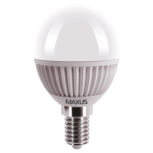 LED лампа 3,6W теплый свет G45 Е27 220V (1-LED-311)
