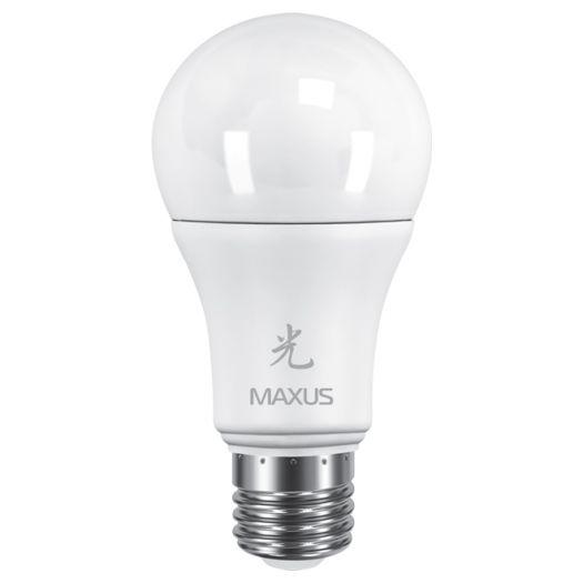 LED лампа 10W тепле світло А60 Е27 220V (1-LED-465-D)