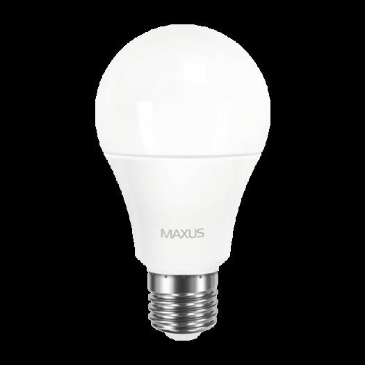 LED лампа MAXUS A60 10W яркий свет E27 (1-LED-562-P)