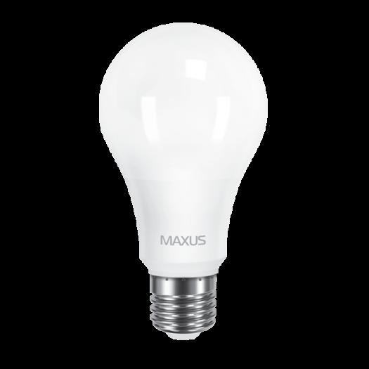 LED лампа MAXUS A65 12W яркий свет E27 1-LED-564)