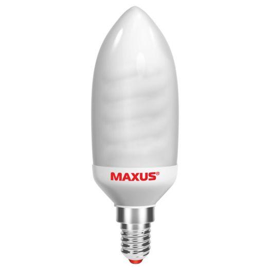 КЛЛ лампа 9W тепле світло FS E14 220V (1-ESL-351)