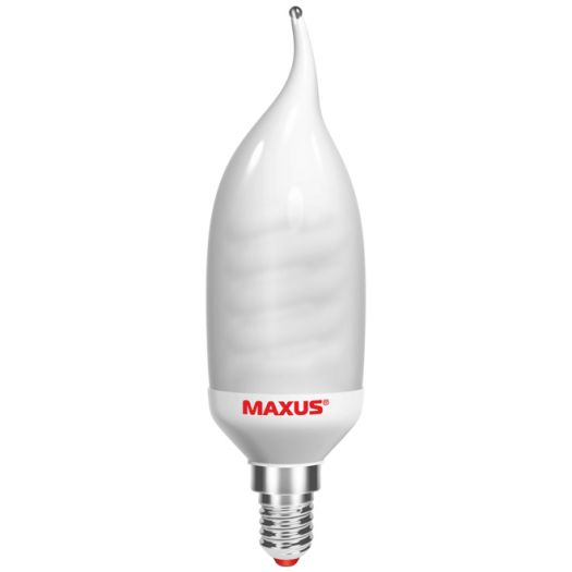 КЛЛ лампа 9W яркий свет FS E14 220V (1-ESL-354)