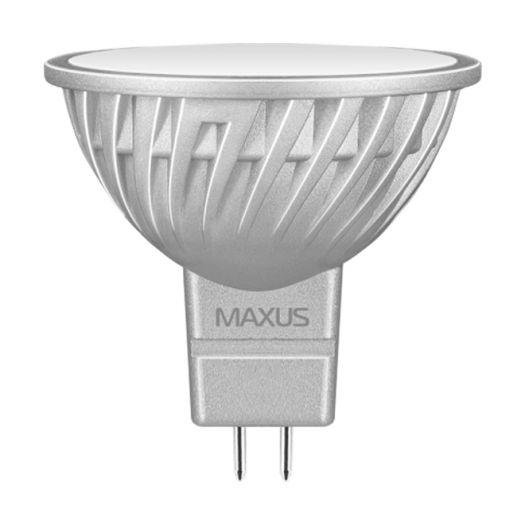 LED лампа 4W теплый свет MR16  GU5.3  220V (1-LED-327)