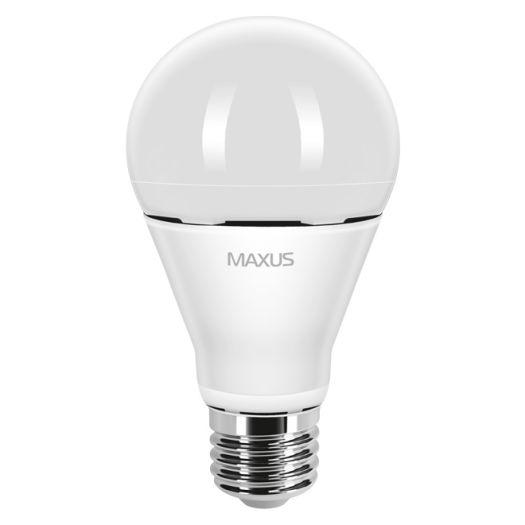 LED лампа 12W яскраве світло А60 Е27 220V (1-LED-378)