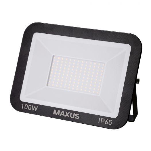 Прожектор світлодіодний MAXUS FL-01 100W, 5000K