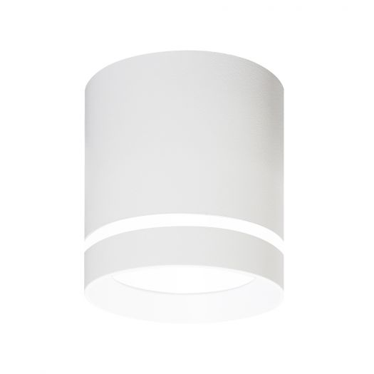 Світильник точковий світлодіодний Maxus Surface Downlight 12W 4100K White