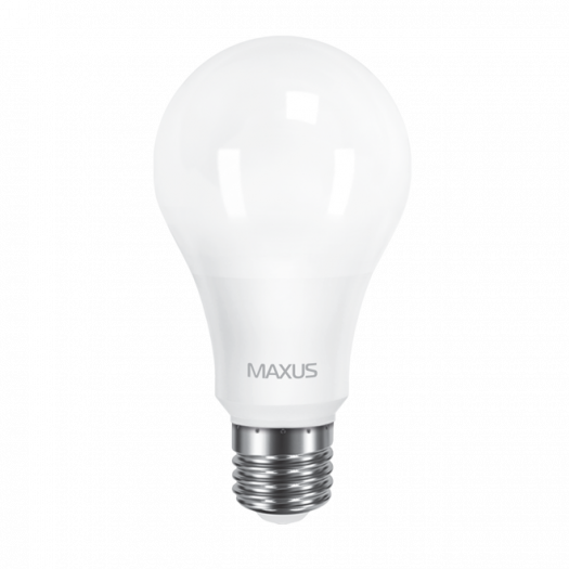 Набір LED ламп MAXUS A65 12W яскраве світло E27 (по 2 шт.) (2-LED-564-P)