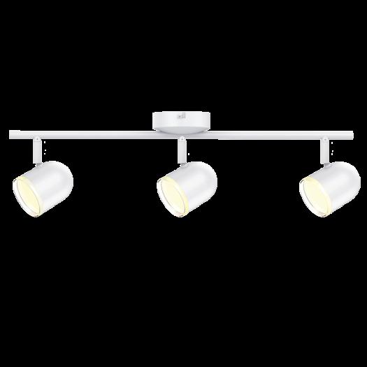 Спотовый светильник MAXUS MSL-01C 3x4W 4100K белый