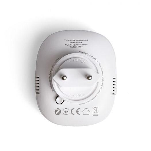 Розумний датчик виявлення горючого газу ZigBee Gas sensor