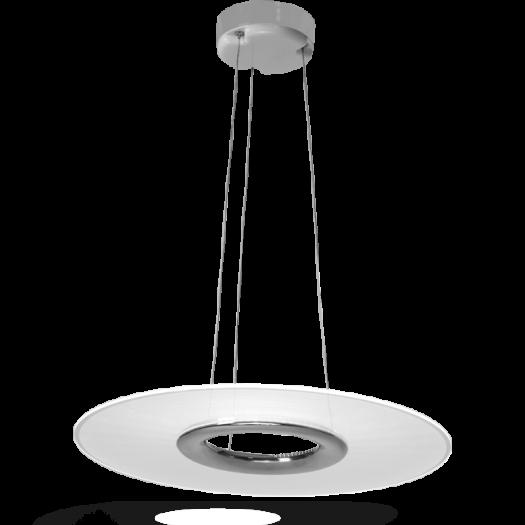 Умный подвесной светильник Intelite 32W 3000-6000K круг