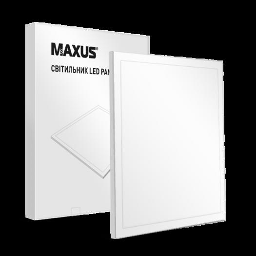 Led панель 600x600 MAXUS 36W 5000К (100 lm/w)