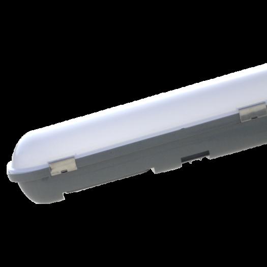 Светильник линейный, 1500мм, 50Вт, 4500Лм, 5000К, IP65, пластик