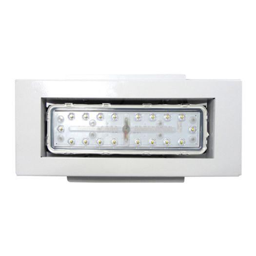 LED светильник (модульный) PET-R-040-02 40W яркий свет