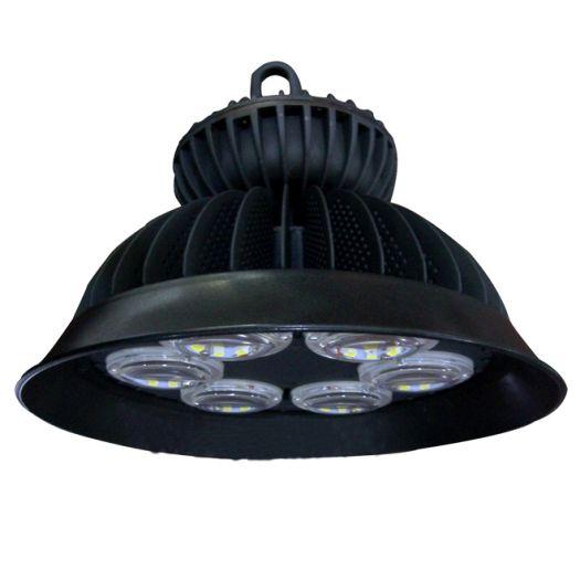 Купольний LED світильник BЕ-100-01 яскраве світло 100W