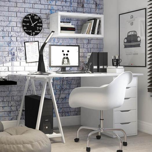 Умная лампа Intelite DL7 9W (USB, димминг, температура, звук) черная
