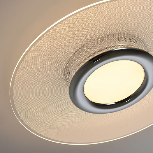 Розумний стельовий світильник Intelite 32W 3000-6000K коло