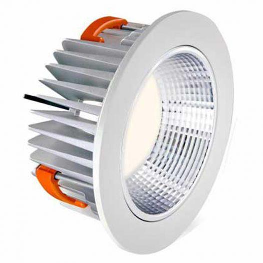 LED светильник  LED-DL-125-1840-60WT 18W яркий свет