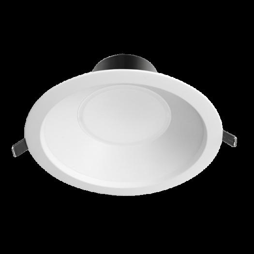 Вбудований LED світильник MAXUS ADWAVE 18W яскраве світло (LED-DL-AD-205-1850-95WT)