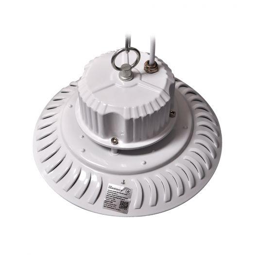 Подвесной светильник MAXUS ASSISTANCE HIGHBAY BASIC 50W 80Ra 5000K IP65 WH 01