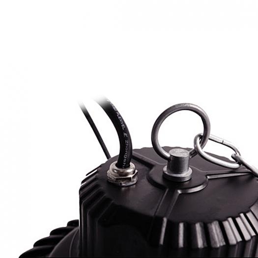 Підвісний світильник MAXUS ASSISTANCE HIGHBAY BASIC 100W 80Ra 5000K IP65 BL 01