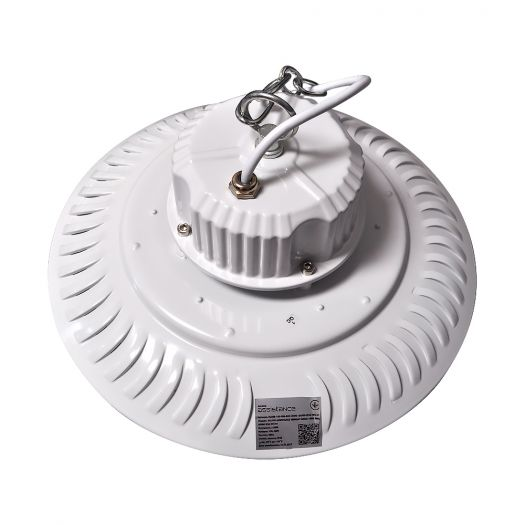 Подвесной светильник MAXUS ASSISTANCE HIGHBAY BASIC 100W 80Ra 5000K IP65 WH 01