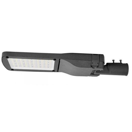 Вуличний консольний LED світильник MAXUS ASSISTANCE STREET PRO 60Вт, 7200Лм, 4000К, IP66, широка КСС